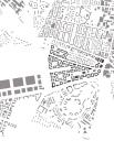 Schwarzplan 1:5000 © Stadt Land Fluss, bgmr Landschaftsarchitekten, ISSSresearch&architecture