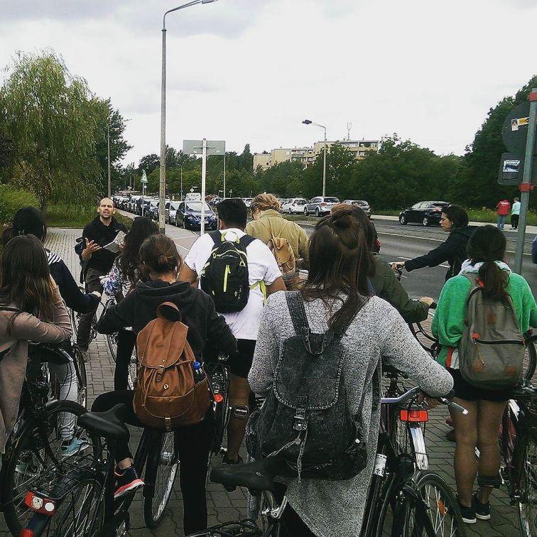 Day 3 summer school: What it outside? Was ist draußen? #btkfh #berlindiydit15 #Berlin #wasistdraussen #urbanexploration
